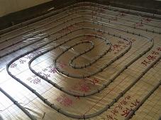 地暖不热的原因之一,管壁每增加一毫米,室内降温6度