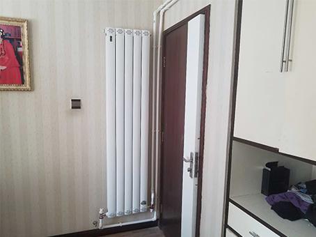 老房子暖气安装
