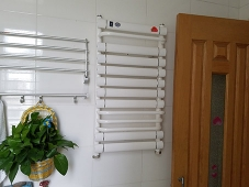 河南家庭暖气片安装